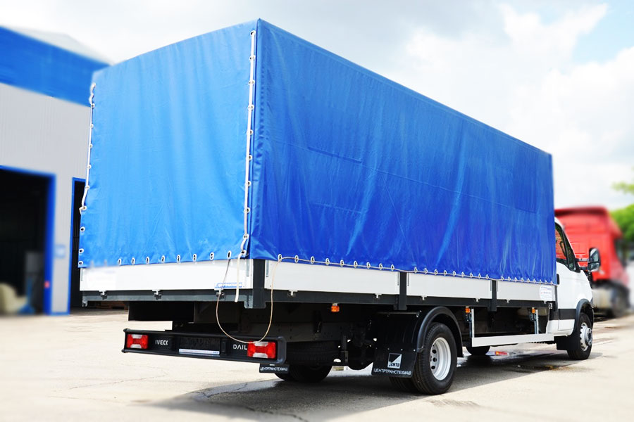 Средние грузовики