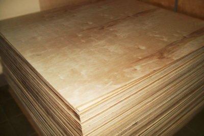 Фанера лист 1,52х1,52м 10 мм