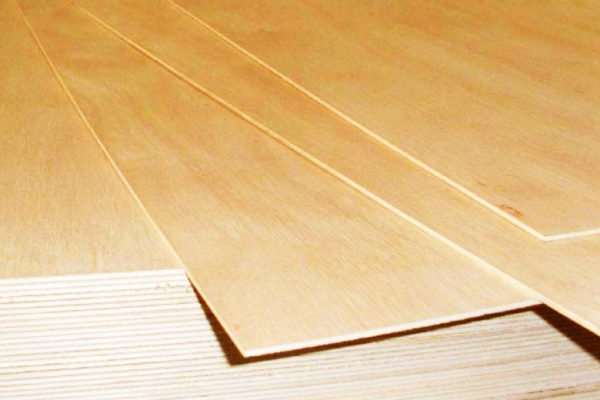 Фанера лист 1,52х1,52м 7мм