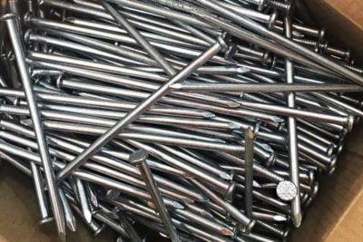 Строительные гвозди 3,0x100 мм