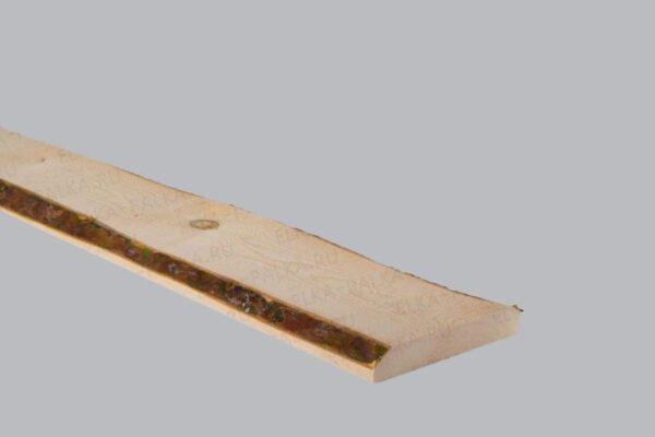 Доска 2-го сорта 30х150х6000 мм